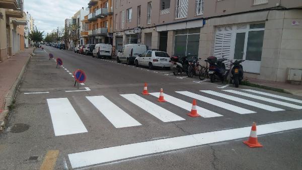 Millores en la senyalització i seguretat dels vials